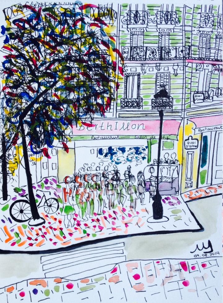 09:08:2014. Los mejores helados de París