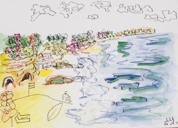 3. Playa Dreamland - Bukit Península. 05.09.2014