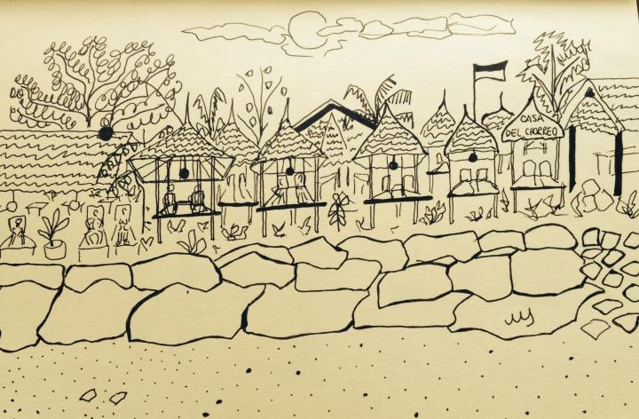 13. Las casas del chorreo. Gili Air - Lombok - Indonesia