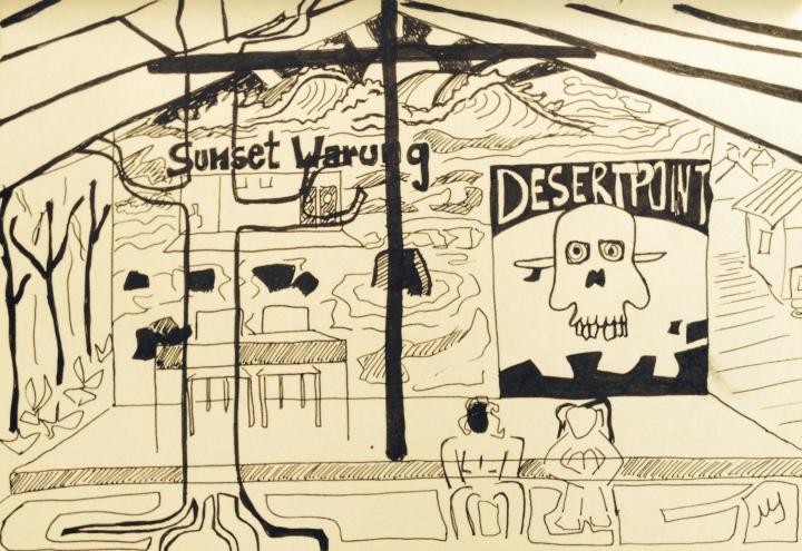 14. Desert Point. 15.09.2014