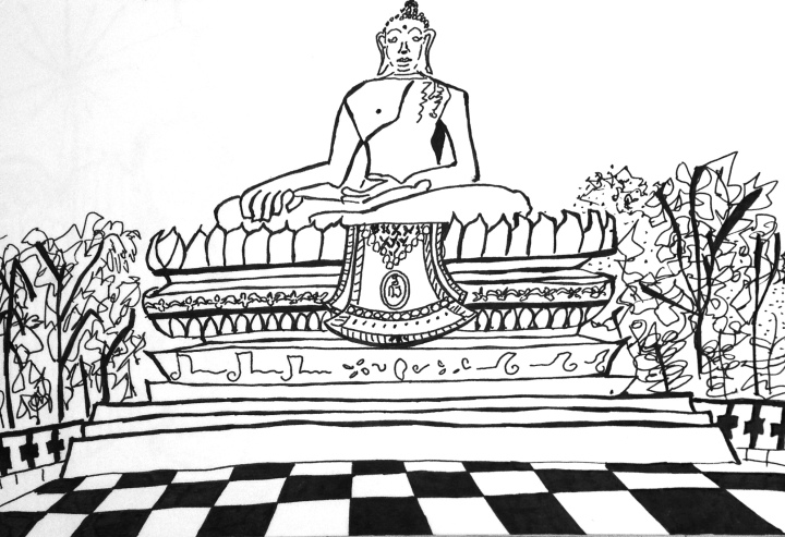 4. Big Buda. Pai. 18.10.2014.
