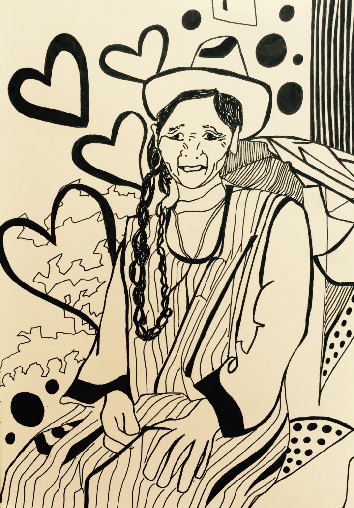 5. Mujer de Pisaq