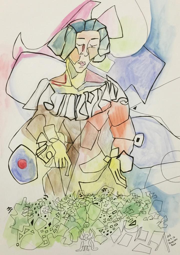 6-interpretacion-chagall-belle-au-col-blanc